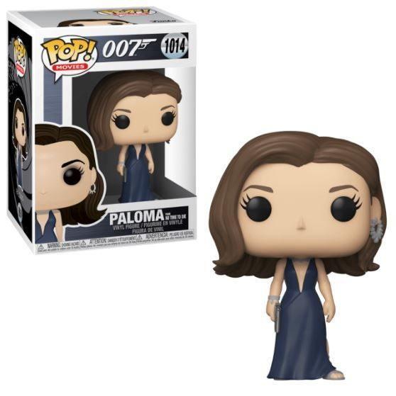 Funko Pop! Paloma from No Time To Die