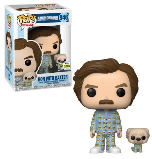 Funko Pop! Ron with Baxter [SDCC]