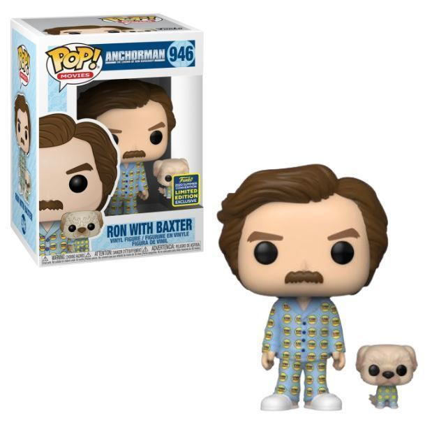 Funko Pop! Ron with Baxter [Summer Convention]