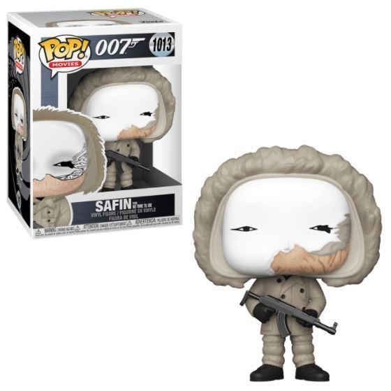 Funko Pop! Safin from No Time To Die