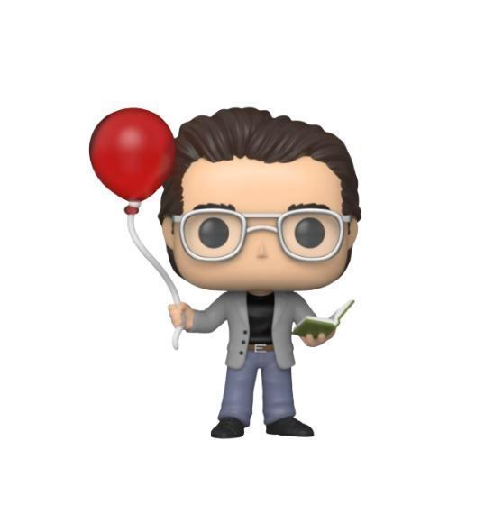 Funko Pop! Stephen King with Red Balloon