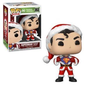 Funko Pop! Superman in Holiday Sweater