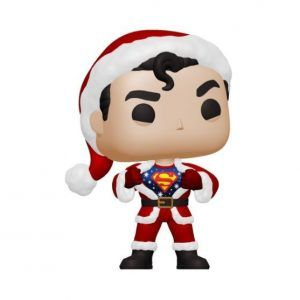 Funko Pop! Superman in Holiday Sweater…