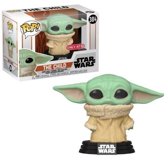 Funko Pop! The Child (Concerned)