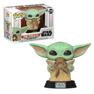 Funko Pop! The Child with Frog
