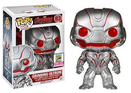 Funko Pop! Ultron (Grinning) [SDCC]