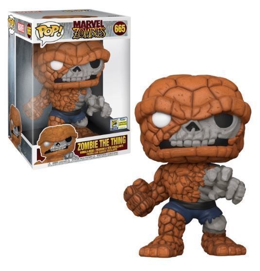 Funko Pop! Zombie The Thing (10-Inch) [2020 SDCC]