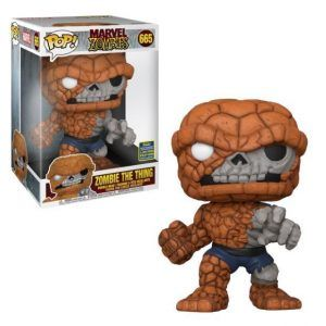 Funko Pop! Zombie the Thing (10-Inch)…